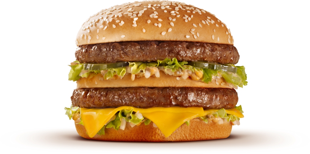 grand big mac - photo #8
